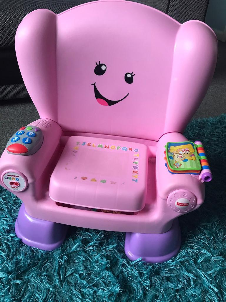 Chair and toy bundle