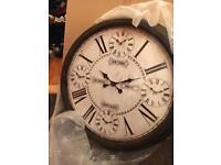 NEW Very Large Mutli Time Clock