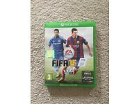 Xbox one fifa 15 game
