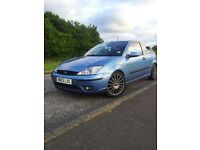STUNNING FORD FOCUS MP3 LIMITED EDITION, (ST REP)....