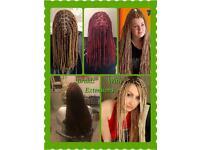 HAIR BRAIDS NATURAL & EXTENSIONS