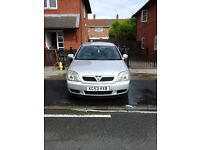 spares or repairs 53 vauxhall vectra 2.0 TDI
