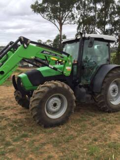 Deutz Fahr 100G Tractor with Agro-lift 3620