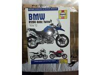 BMW R1200R Haynes manual 2010-2012