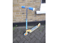 Small Micro Stunt Scooter 80cm Tall Childrens size 5-9yrs old