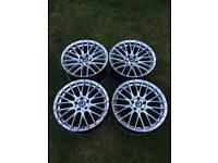 18in Alloy Wheels (skoda Octavia)
