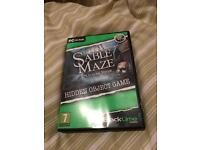 PC Game Sable Maze NEW