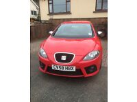 SEAT LEON FR 550 Limited Edition