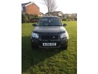 2006 Landrover Freelander Adventurer TD4