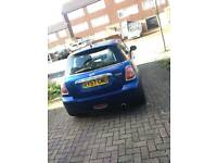 Mini cooper in immaculate condition