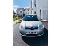 Toyota, AURIS, Hatchback, 2008, Manual, 1398 (cc), 5 doors