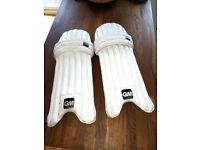 Gunn & Moore GM 202 Batting Cricket Pads -boys
