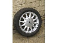 Ford 12 spoke alloy wheel Mondeo Granada Ghia