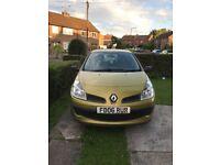 Renault Clio 1.2L Petrol