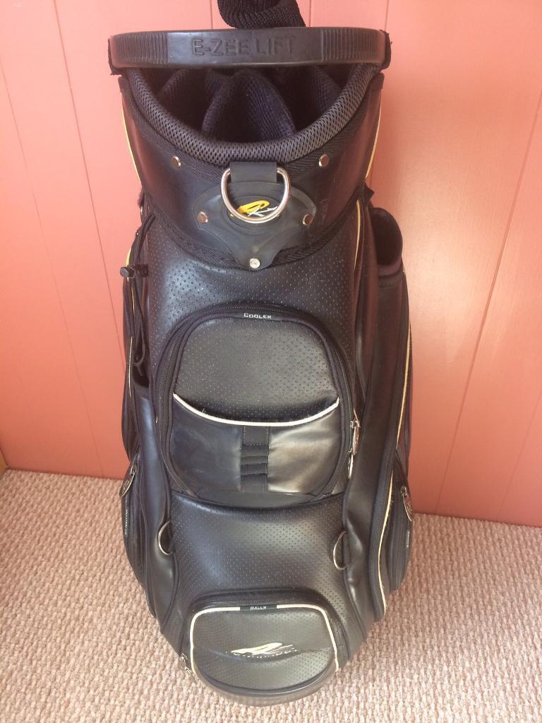 Powakaddy Golf cart bag. Good Condition.