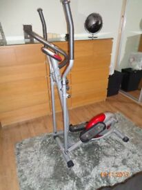 Low Mileage Cross Trainer