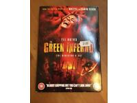 The Green Inferno DVD