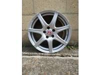 "Genuine Honda Civic Type R 18"" Alloy Wheel"