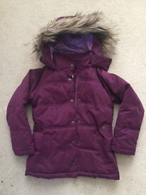 Girls Fat Face Jacket - Age 6-7