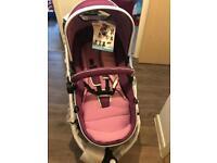 Pushchair 4in1 Baby Stroller Lightweight Pram Travel Brand New