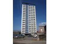 2 Bedroom Flat, 5th Floor - Tavy House, Duke Street, Mount Wise, Plymouth, PL1 4HL