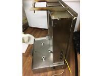 Donar kebab machine