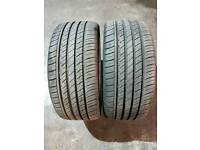 235 35 19 tyres like new