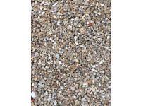 Free gravel/stones