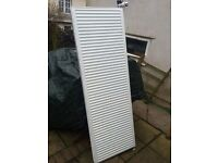 6ft radiator and 8ft radiator cover