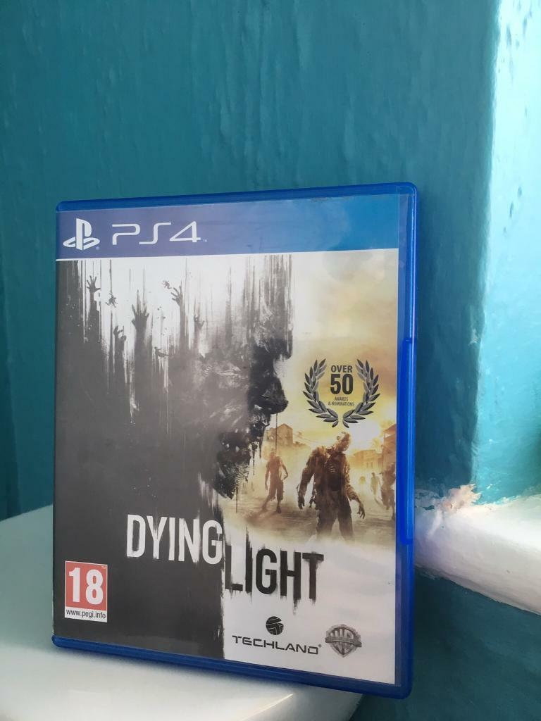 Dying light ps4 game | in Paignton, Devon | Gumtree