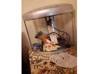32 litre fish tank with all kit