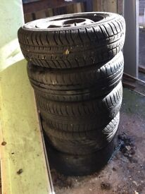 15 inch tyres