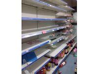 Shop shelf Fridge Freezer Bargain
