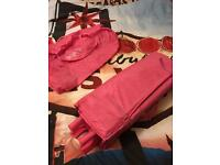 Girls travel cot great condition