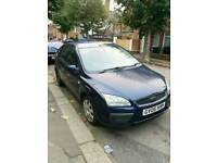 Ford focus 1.6 petrol 2006 perfect condition