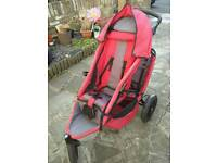 Used double buggy Phil & Ted