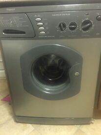 Hotpoint washing machine for sale all in working order . Very good appliance!