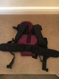 Baby carrier unisex