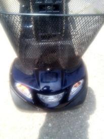 invacare comet scooter