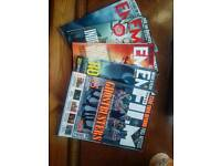5 film magazines 2016 and 2017