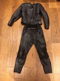 Women's Motorbike Leathers (UK Size 18)