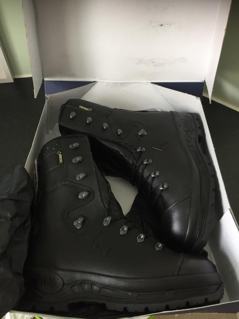986bf1efd3d Haix protector pro class 1 chainsaw boots BNIB size 10.5 | in Whiteley,  Hampshire | Gumtree