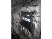 NEW BARBOUR JACKET WEATHERPROOF