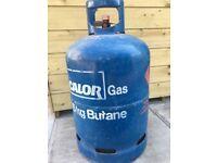 Calor Gas Bottle 15kg Empty