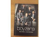 Boyzone CD & DVD