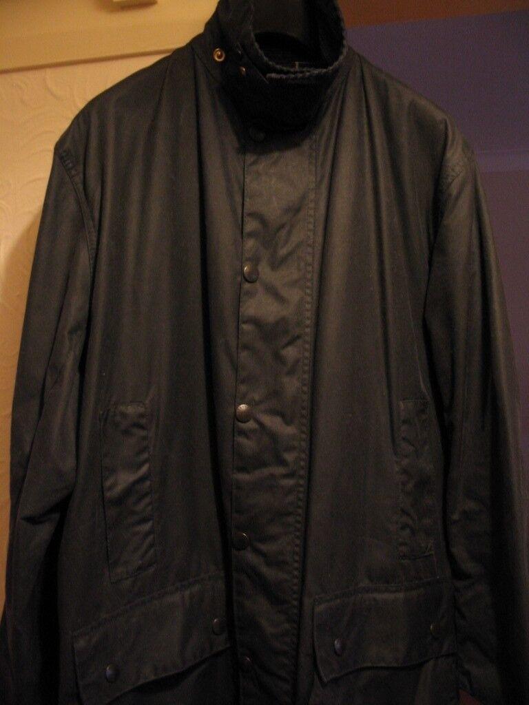 8dcc6fa4cba Barbour Border Wax Jacket
