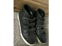 Genuine Boys Louis Vuitton Hightops