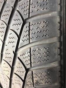 245/40/18 Pirelli hiver 5/32