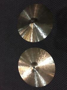 Masterwork Cymbales Hi-hat 15 Jazz Master