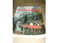 Locomotives: A Complete History of the World's Great Locomotives and Fabulous...